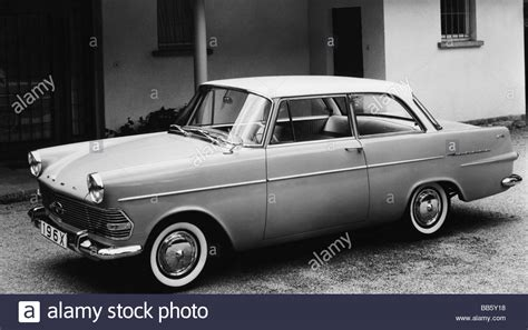 opel cars 1960 transport transportation car typ opel stock photos