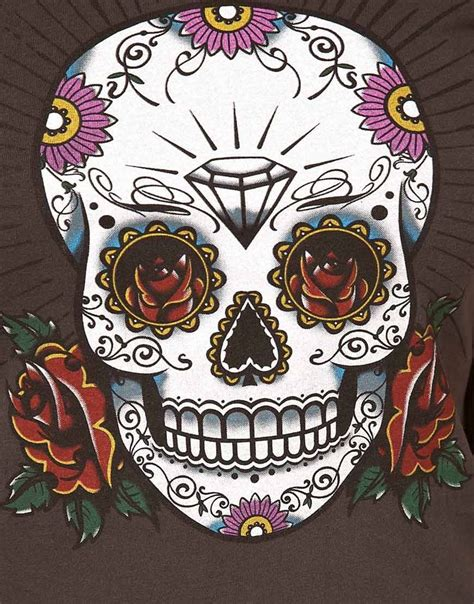 pinterest tattoo skull mexican amplified amplified mexican skull t shirt su asos crane