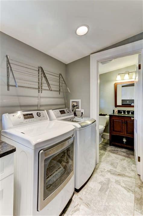modernized mission pantry laundry lavette craftsman