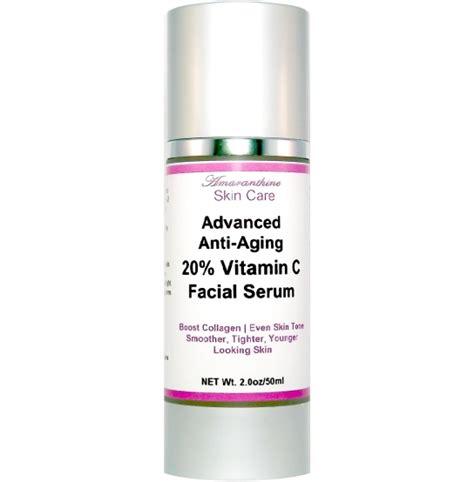 Bunga Skincare Serum Vitamin C Anti Aging anti aging vitamin c serum amaranthine skin care