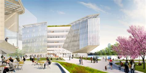 Cornell Tech Mba Location by Weiss Manfredi The Bridge At Cornell Nyc Tech