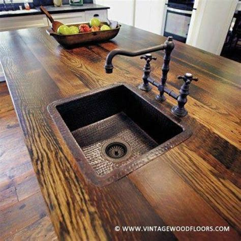 rustic wood bar tops best 25 wood tile kitchen ideas on pinterest tile