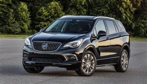 2020 Buick Envision Avenir by Buick Archives 2020 2021 New Suv