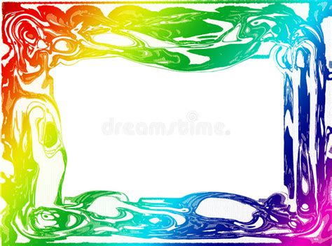 Border Clipart 1255757 Illustration By by Colorful Border Frame Stock Illustration Illustration Of