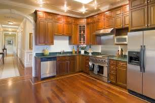 Ideas To Remodel A Kitchen Galley Kitchen Renovation Ideas Images