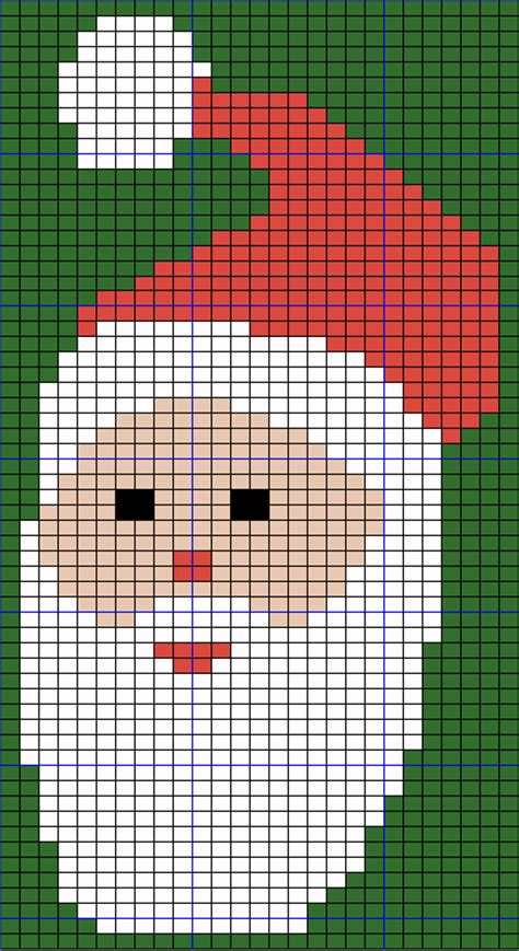 santa chart com everything santa to knit 18 free patterns grandmother s pattern book in july