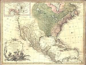 historical maps of america historical map of america 1757