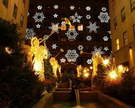 christmas light display dazzling