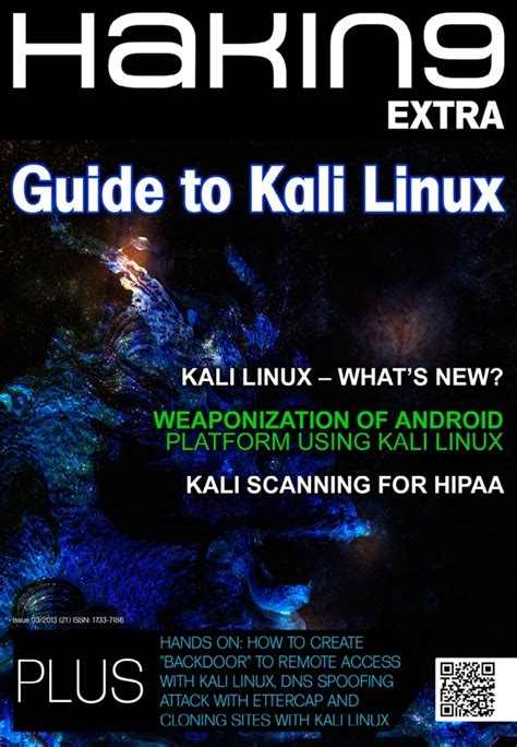 linux tutorial book pdf kali linux see what s new and get advanced skills with