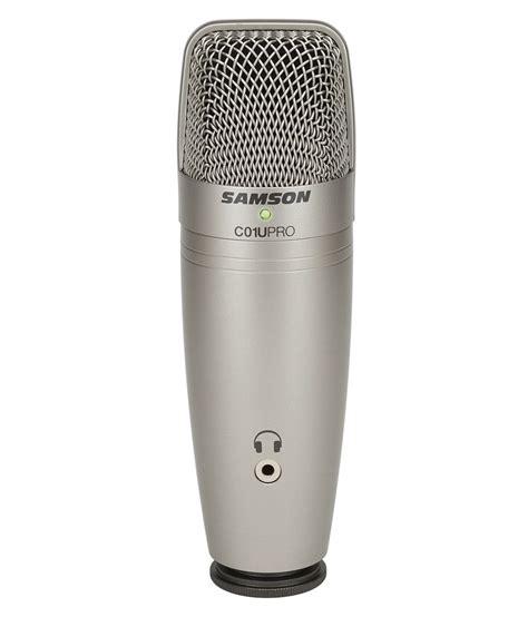 condenser microphone best buy samson c01u pro usb studio condenser microphone buy samson c01u pro usb studio condenser
