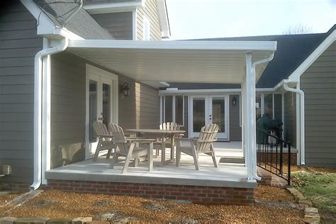 aluminum porch awnings for home install metal patio awning to more privacy jacshootblog