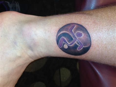 new tattoo gym 20 best bleed purple images on pinterest anytime fitness