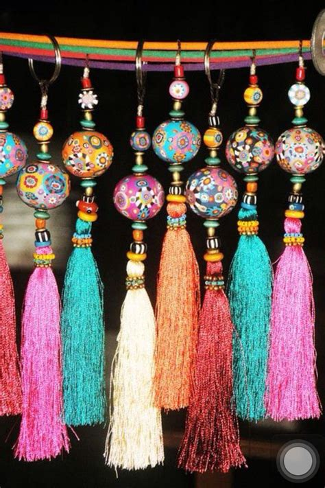 Anting Korea Tassel Handmade Pompom 6 1000 images about tassels latkan on blouse designs brides and indian