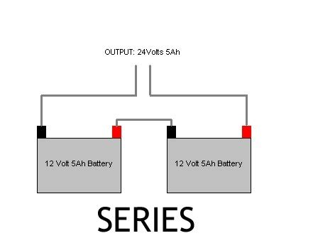 series battery circuits 4 answers which of two batteries drains out if it is connected in series
