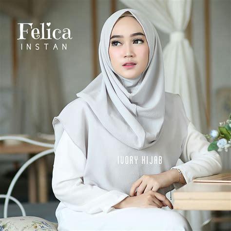 Diskon Jilbab Instan Felica jilbab terbaru 2018 jilbab instan felica praktis langsung pakai bundaku net