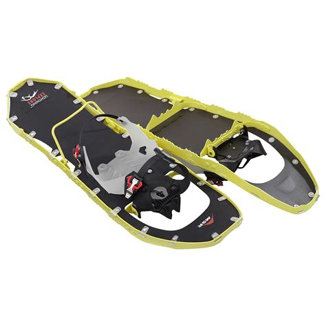 snow shoes womens msr s lightning explore snowshoes 25 inch