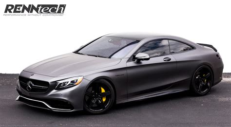 mercedes s amg coupe mercedes amg s63 coupe gets more power than s65 with