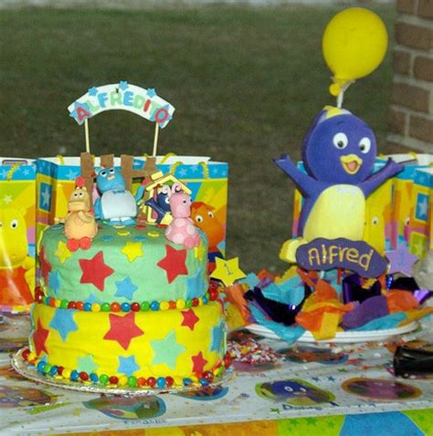 Backyardigans Birthday Supplies Backyardigans Cake Toppers Image Search Results