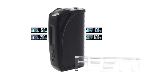 Exus Ark 200w By Thinkvape Mod Only Authentic 39 88 authentic think vape exus ark 200w tc vw apv box mod 5 200w 93 300 c 200 600 f 2
