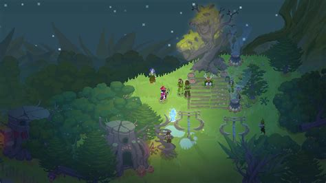 action rpg moon hunters announced  nintendo switch
