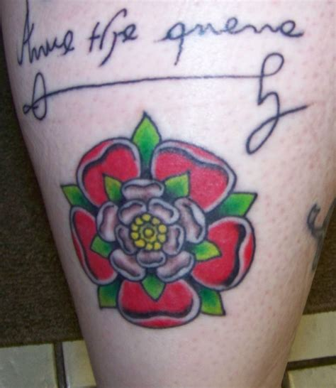 tudor rose tattoo my tudor with boleyn s signature