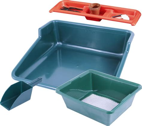 greenhouse plant potting tidy tray package ebay
