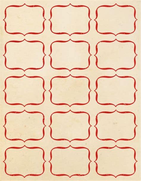 printable square tags 646 best assorted labels vintage regular most free