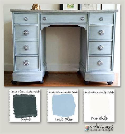 Sloan Desk by Best 25 Chalk Paint Desk Ideas On Chalk Paint Furniture Vintage Desks And