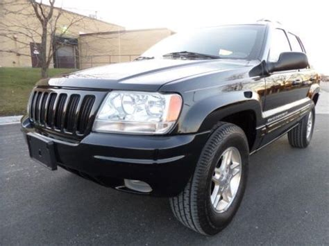 1999 jeep grand cherokee sale owner buy used 1 owner 1999 jeep grand cherokee 4x4 limited 4 7l v8 47k miles loaded in addison
