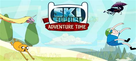 adventure time ski safari apk copia de seguridad descargar ski safari adventure time modificado v1 0 1 apk espa 241 ol