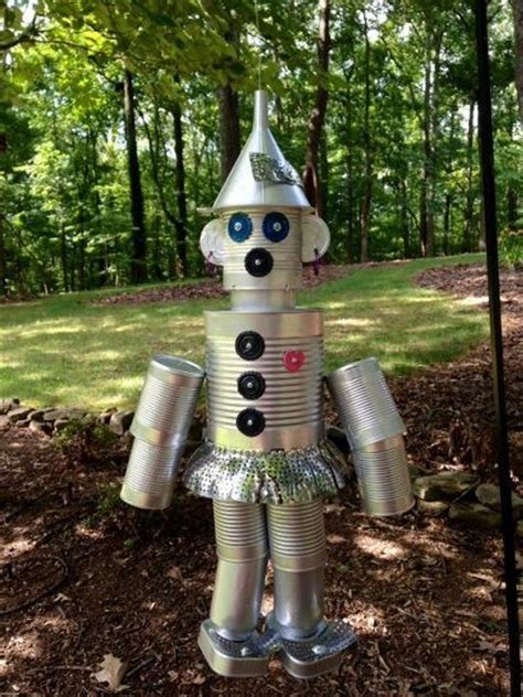 tin  people images  pinterest tin cans