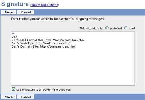 html format yahoo mail dan s mail format site configuration yahoo mail
