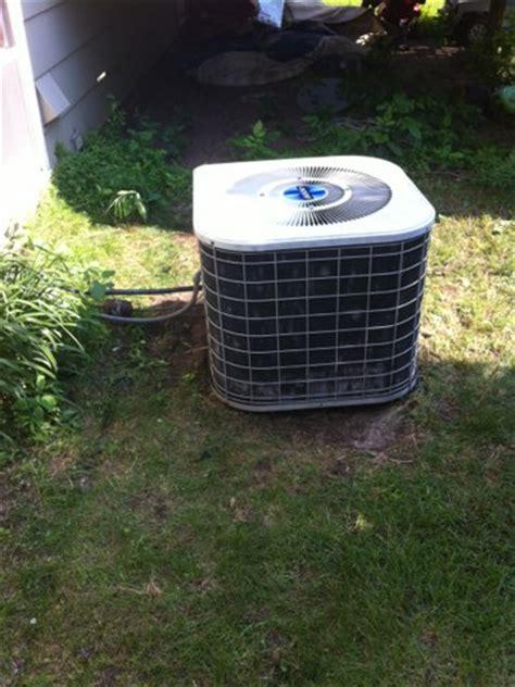 trane a c capacitor furnace repair and air conditioning repair in chlin mn