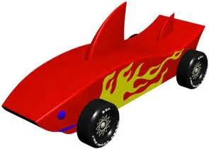 Pinewood Derby Shark Template by Can Build This Pinewood Derby Shark Car Design