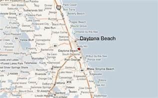 us map daytona daytona location guide