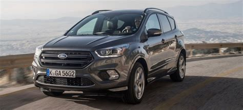 2018 ford kuga release date price redesign rumors engine