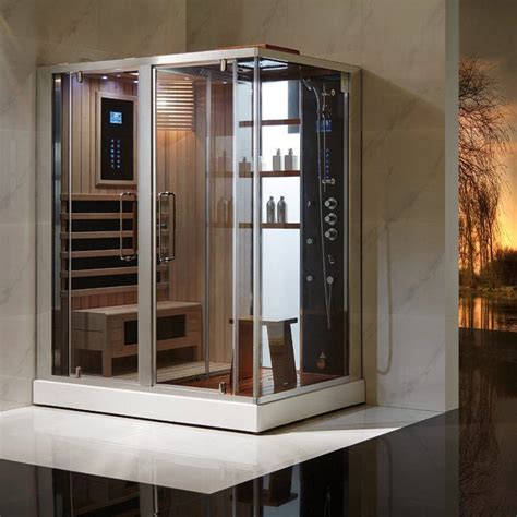 Bath And Shower Kits sauna douche hammam paris