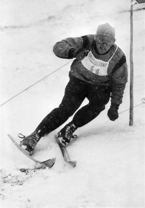 Ski: décès de Jean Vuarnet, champion olympique de descente