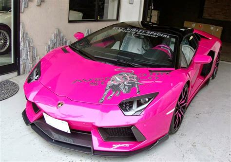 Lamborghini Rosa by Passion For Luxury Vitt Squalo S Pink Fabulous