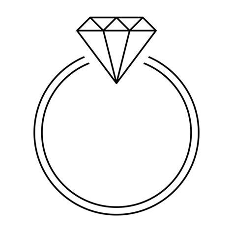 ring diamond black transparent 183 free image on pixabay