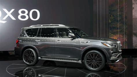 2019 infiniti qx80 2019 infiniti qx80 and qx60 get added luxury with limited trim