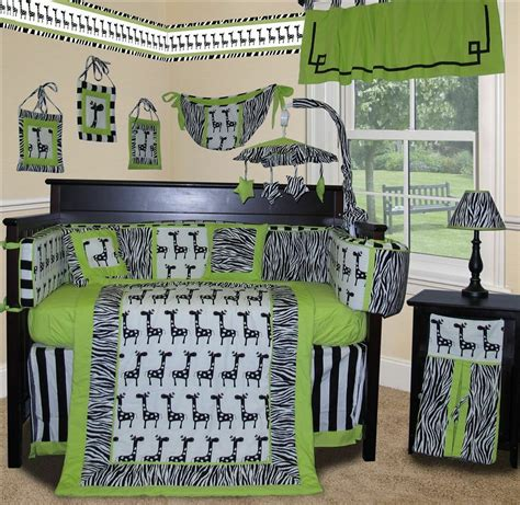 boy nursery bedding sets baby boutique lime zebra 13 pcs crib nursery bedding set ebay