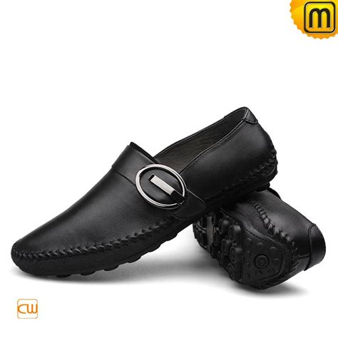 designer mens loafers mens designer leather driving loafers cw740379