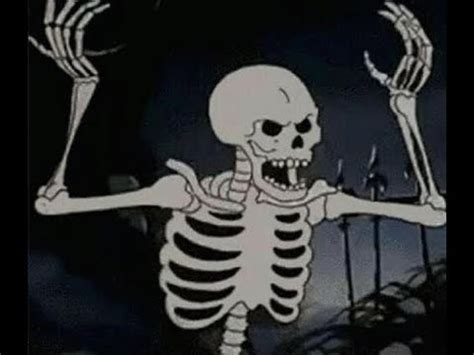 Spooky Scary Skeletons Meme - spooky memes compilation spooky skeleton youtube
