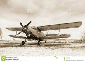 Old airplane royalty free stock photography image 38374687