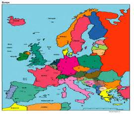 Northern Europe Map by Northern European Political Map Related Keywords