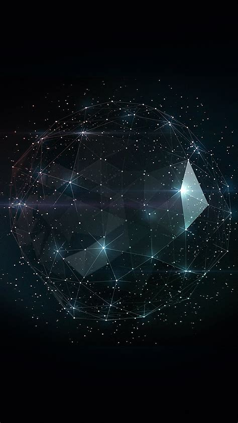 abstract shiny triangle cage lg  wallpapers hd