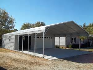 Cheap Car Sheds Metal Carport With Storage Room Metal Carport With Storage