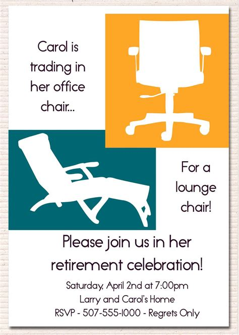 Free Printable Retirement Invitations Templates by Free Printable Retirement Invitations Gangcraft Net