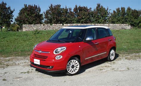 2014 fiat 500 l review car reviews